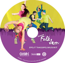 SampoFolkJam CD